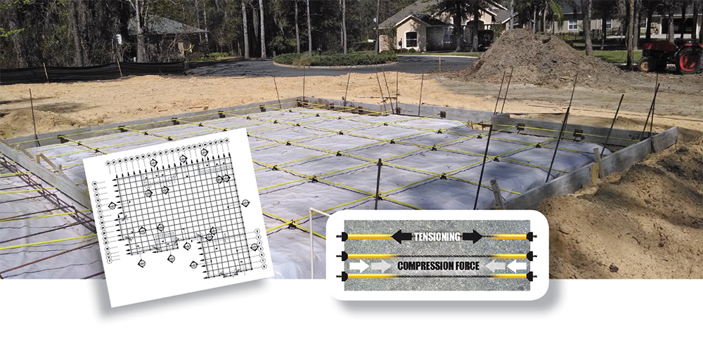 Foundation Services | Post Tension Concrete Slabs - Foundation Services
